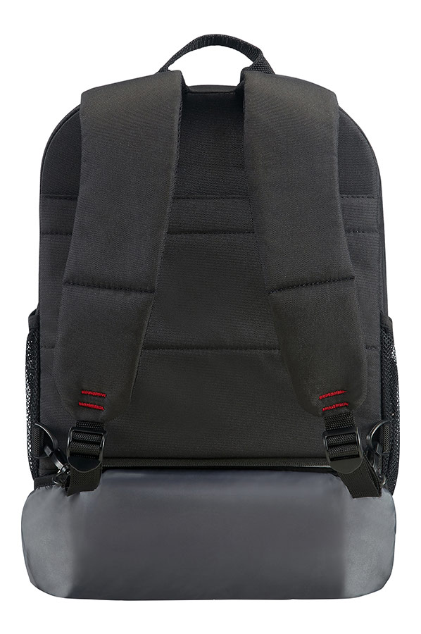 samsonite guardit laptop rucksack auf rollen 15 16 black. Black Bedroom Furniture Sets. Home Design Ideas