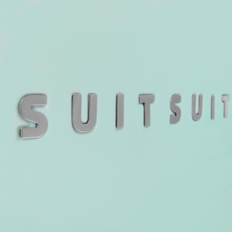 suitsuit fabulous fifties trolley 76 cm spinner luminous. Black Bedroom Furniture Sets. Home Design Ideas