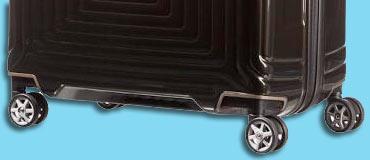 Trolley mit 4 Rollen