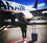 Handgepäck Ryanair