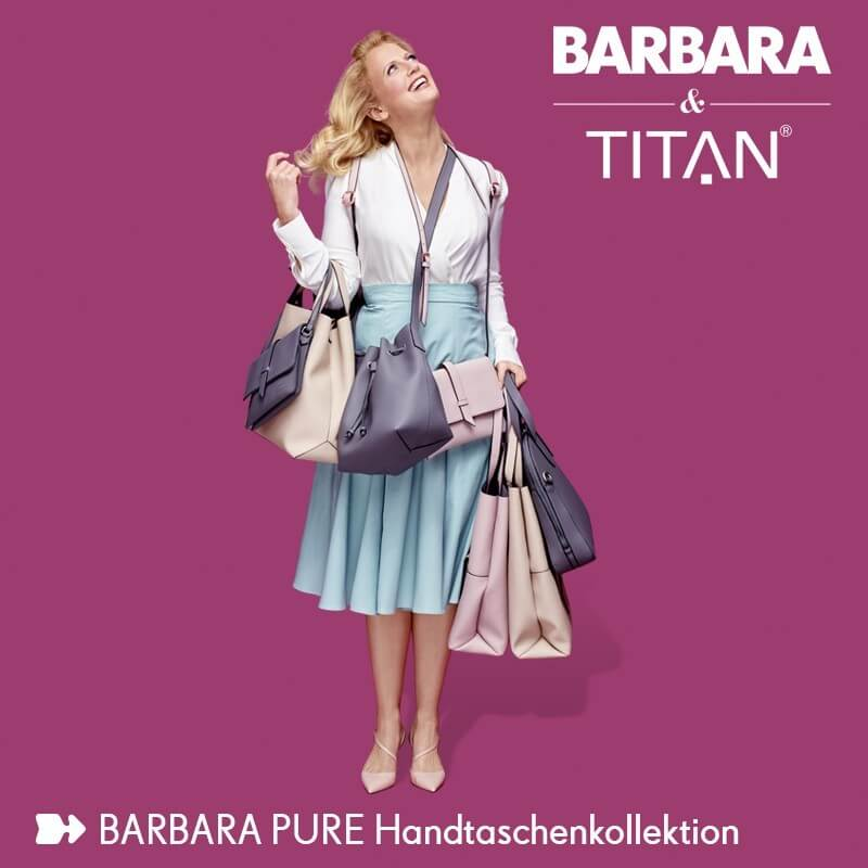 Titan Barbara Pure Collection