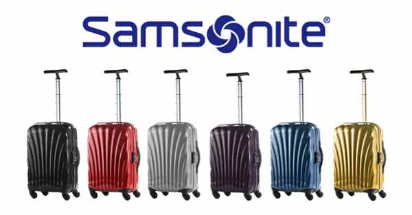 Samsonite - Qualität aus Tradition