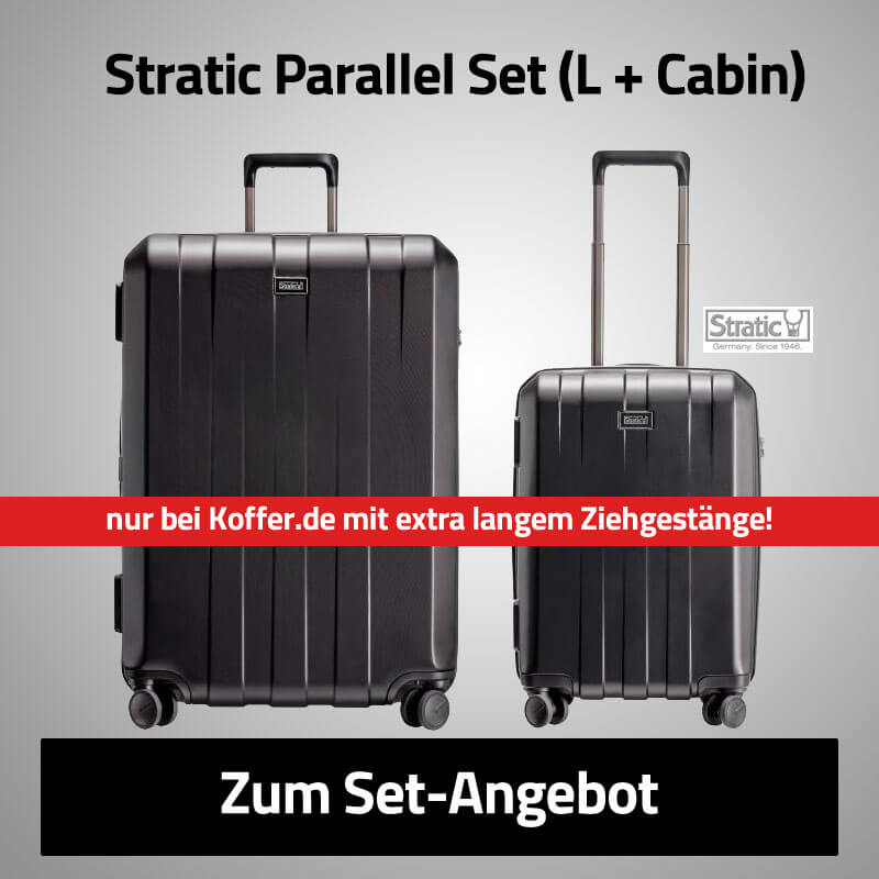 Angebot Stratic Parallel Koffer-Set