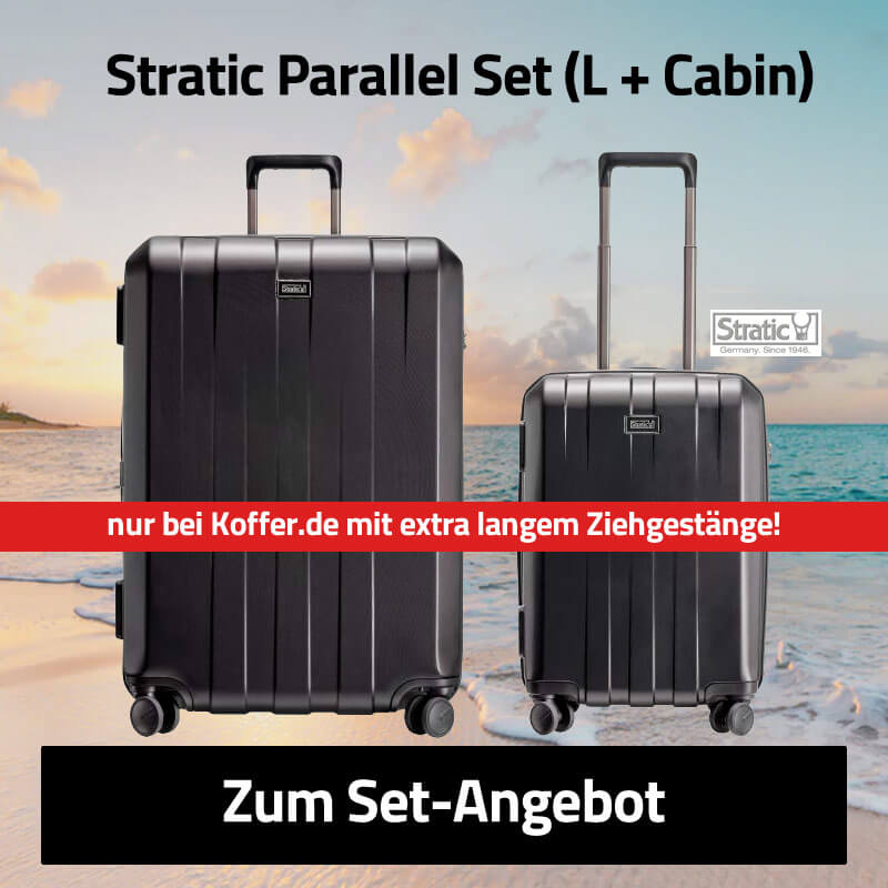Kofferset Stratic Parallel