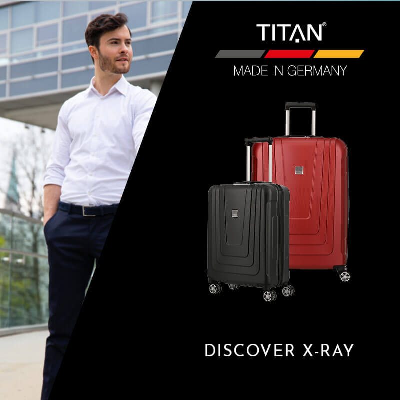 Titan X-Ray made in Germany