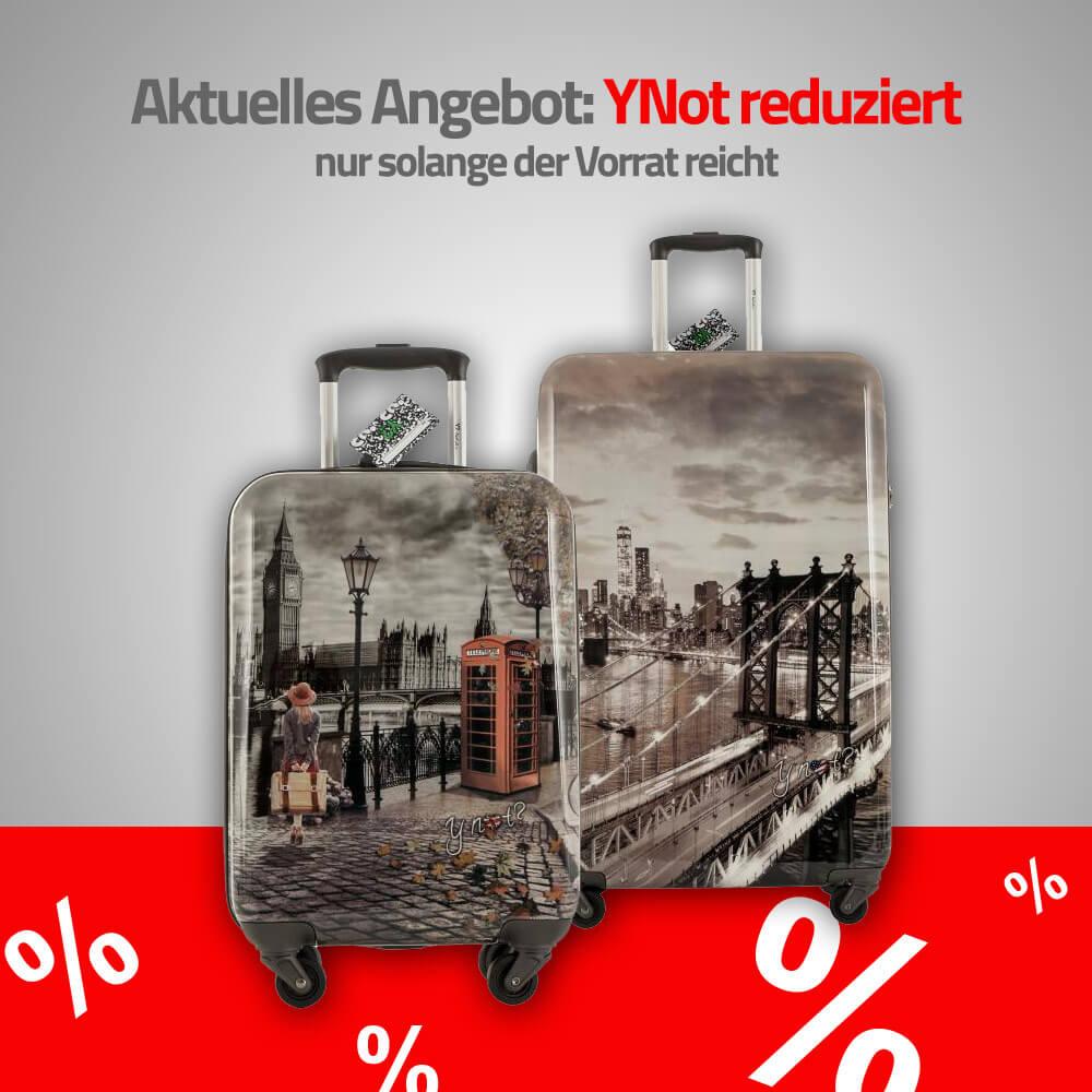 Ynot im Angebot - alle Trolleys von Ynot reduziert