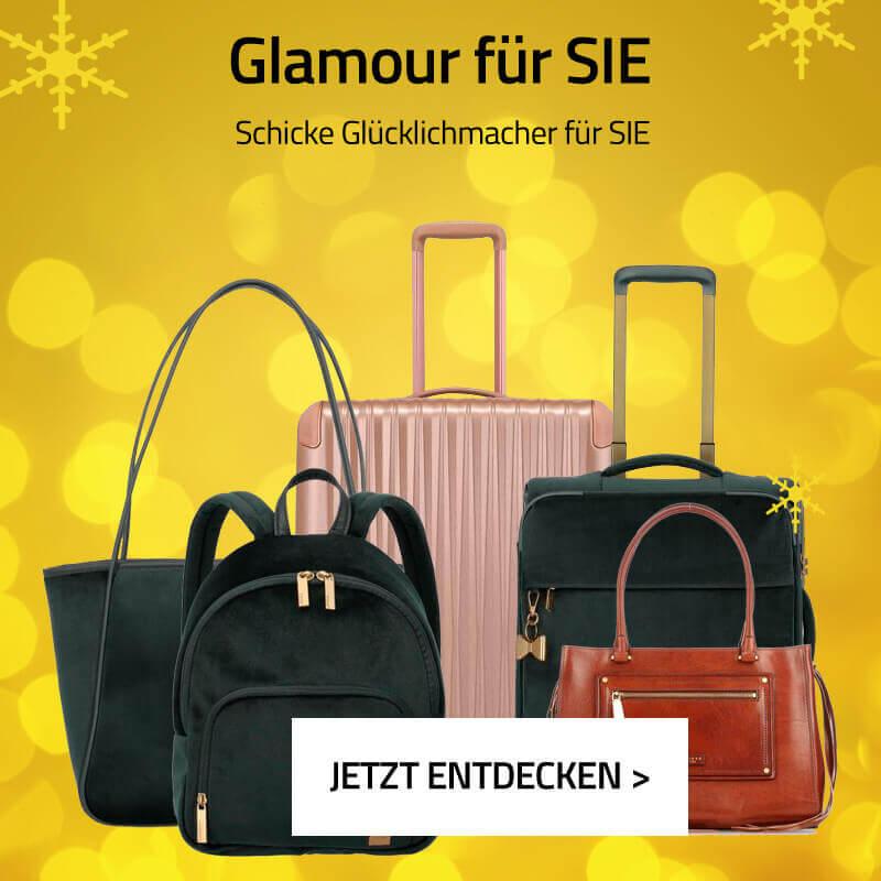 Koffer.de Weihnachtsgeschenke für SIE