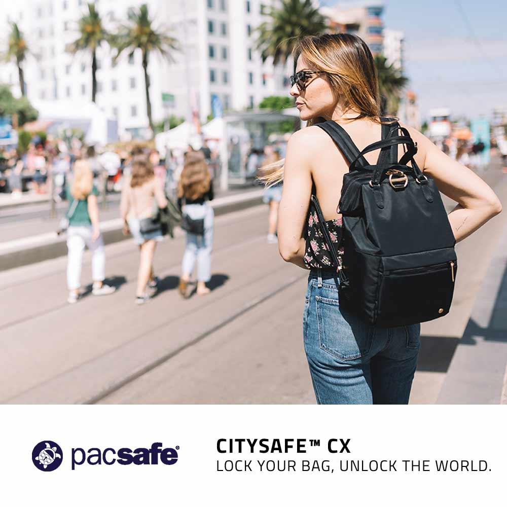 Pacsafe - sicher verreisen