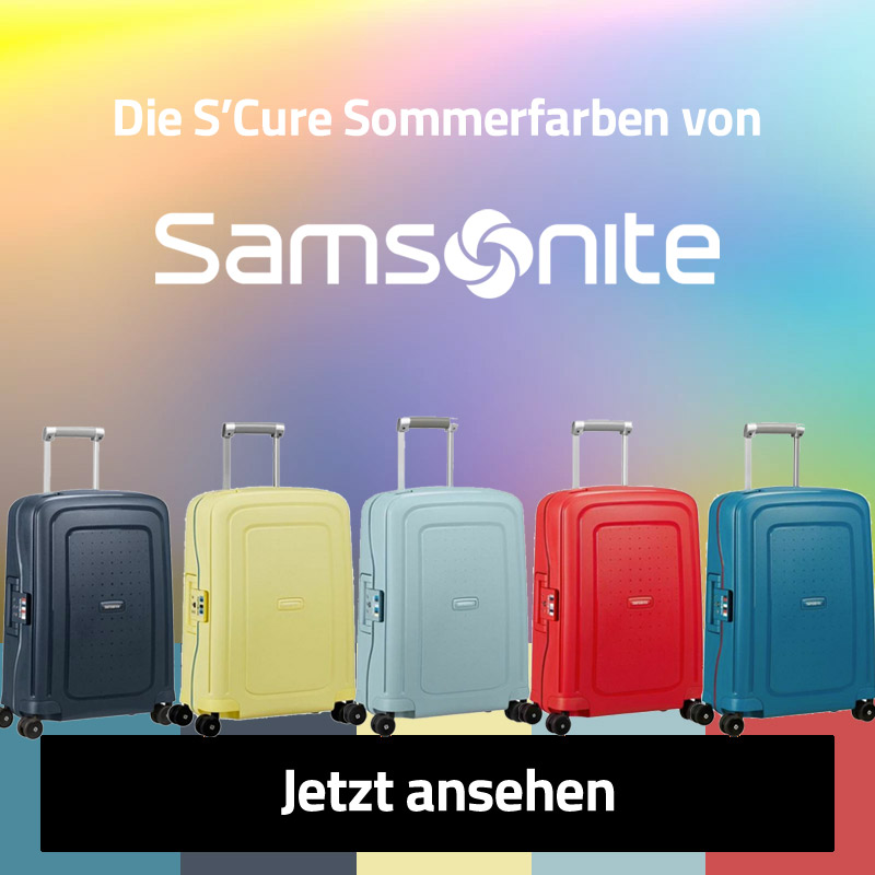 Samsonite S'Cure Stripes