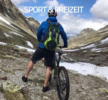 Sport- und Freizeitgepäck