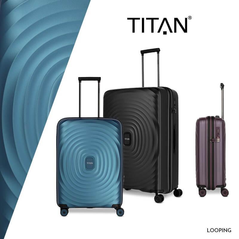 Titan Looping Trolley bei Koffer.de