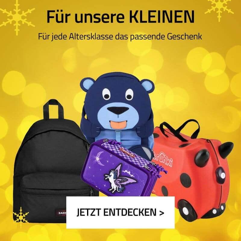 Koffer.de Weihnachtsgeschenke für Kinder