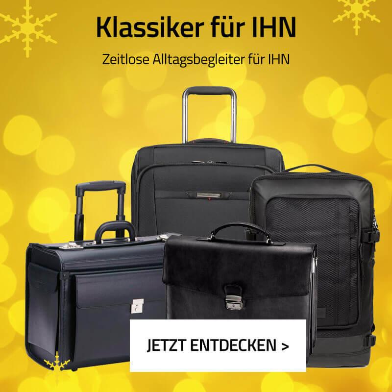 Koffer.de Weihnachtsgeschenke für IHN